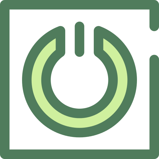 Power On Start Button Png Icon