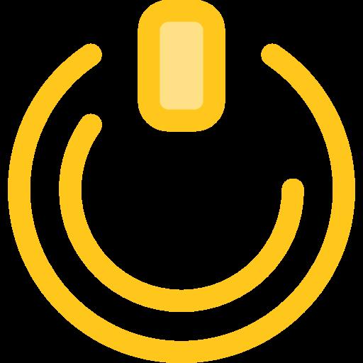Power Button, Power On, Multimedia Option Icon