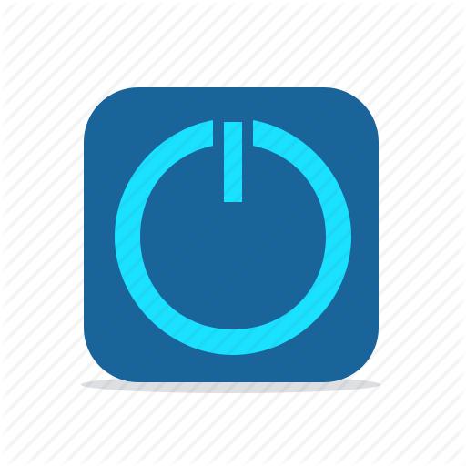 Power, Turn Off, Turn On Icon