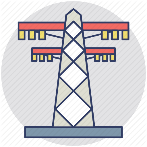 Electric Pole, Electric Pylon, Electric Tower, Electricity Power