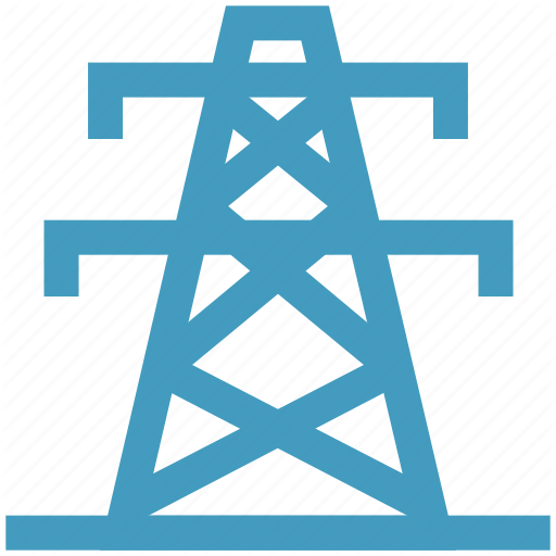 Electricity Pole, Electricity Pylon, Electronics Power, Power Mast