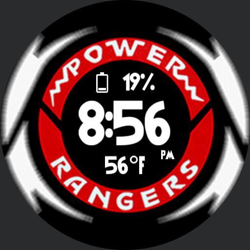 Power Ranger Time! For Moto
