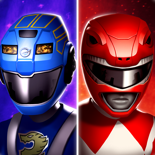 Power Rangers All Stars For Pc Icon