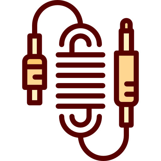 Cable, Power, Tools And Utensils, Connection, Cord Icon