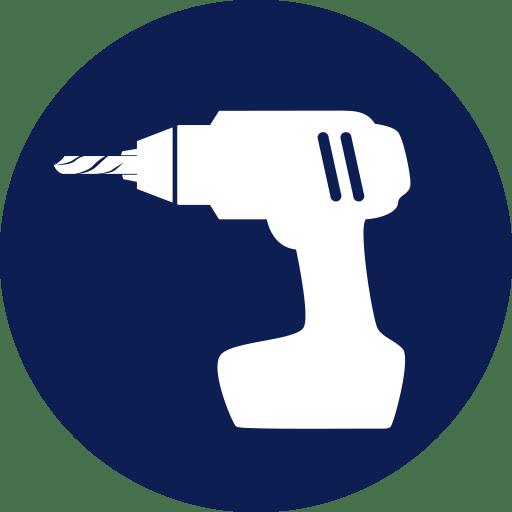 Cordless Tool Icon