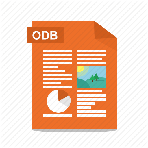 , Format, Odb, Power Point, Powerpoint, Presentation, Slides Icon