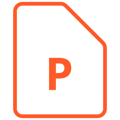 , Powerpoint Icon Free Of Filetypes Icons