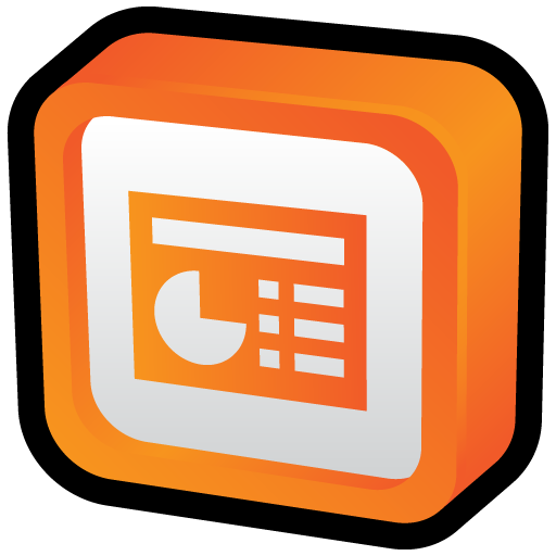 Microsoft Powerpoint Icon Free Download As Png And Formats