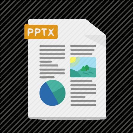 , Format, Powerpoint, Pptx, Presentation, Slide Icon