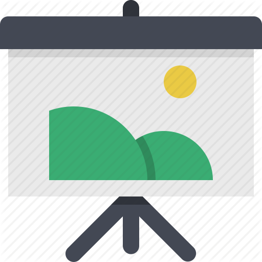 Pictures Of Presentation Icon Png