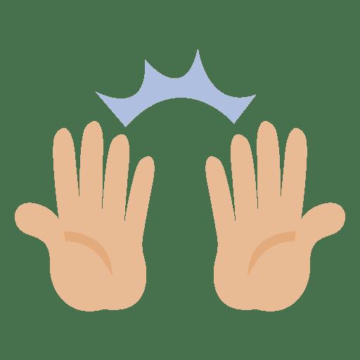 Hand Gesture Praise