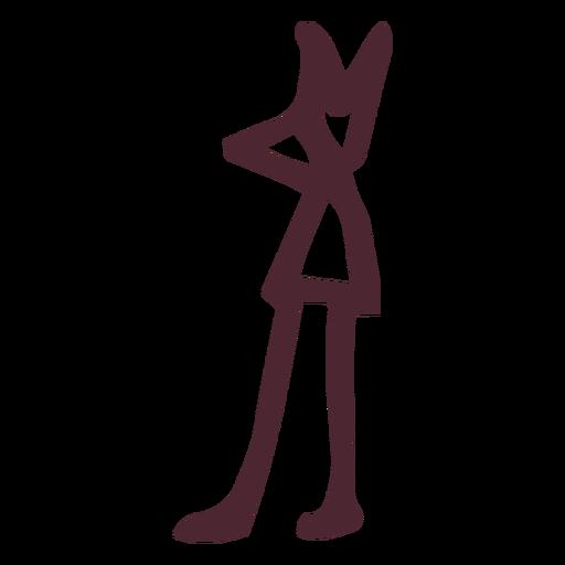 Traditional Egyptian Praising Symbol