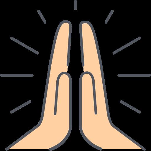 Praying Pray Png Icon