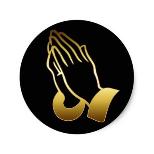 Praying Hands Logos