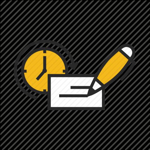 , Note, Paper, Preorder, Wishlist, Write Icon