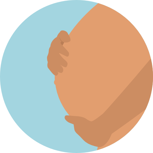 Pregnancy, People, Humanpictos, Medical, Pregnant Icon