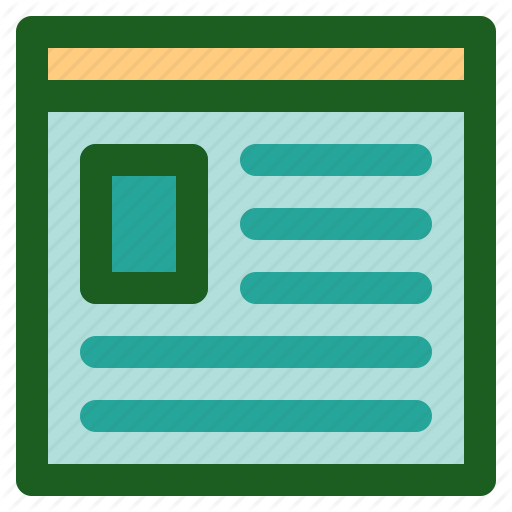 Marketing, Networking, Online, Press, Release Icon