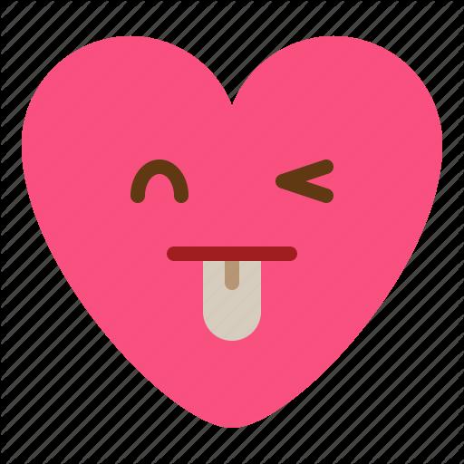 Cute, Emoji, Lovely, Pretty Icon