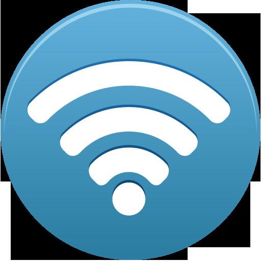 Wifi Circle Icon Pretty Office Iconset Custom Icon Design