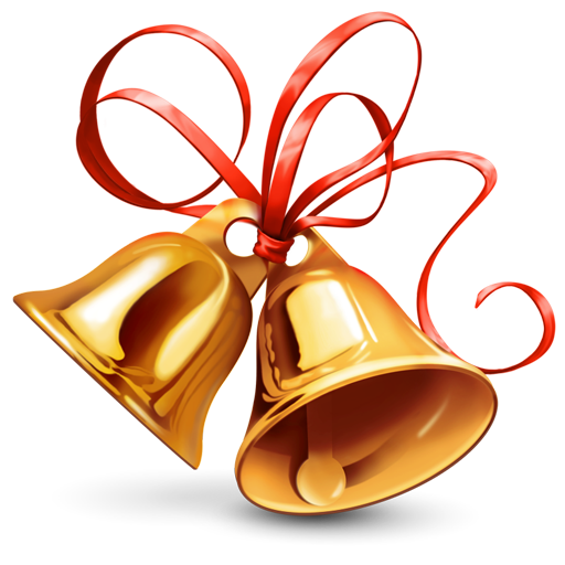 Pretty Christmas Bell Icon Download Free Icons