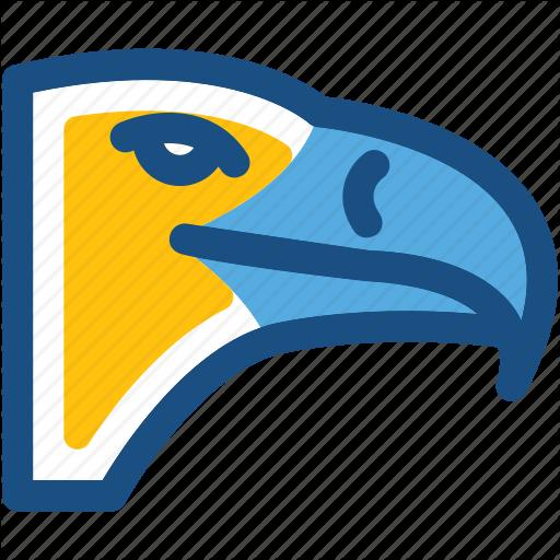 Bird, Bird Of Prey, Eagle, Golden Eagle, Raptor Bird Icon