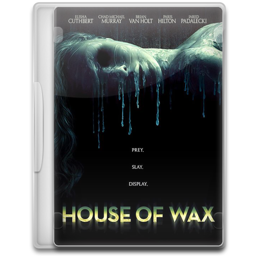 House Of Wax Icon Movie Mega Pack Iconset