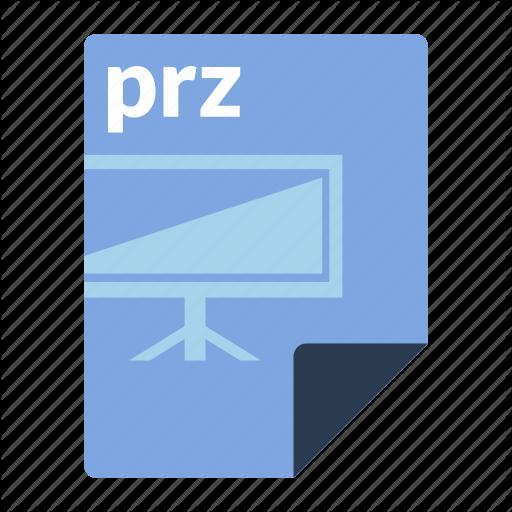 , Format, Presentation, Prezi, Prz Icon