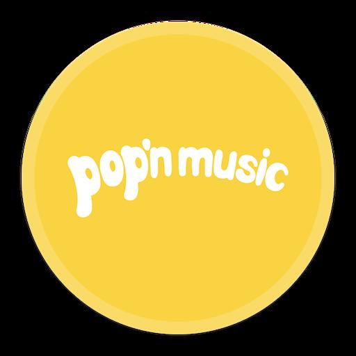 Popnmusic Icon Button Ui