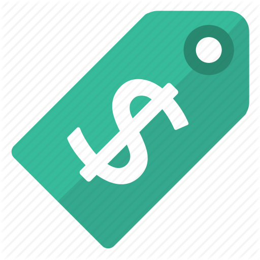 Dollar, Green, Price, Tag Icon