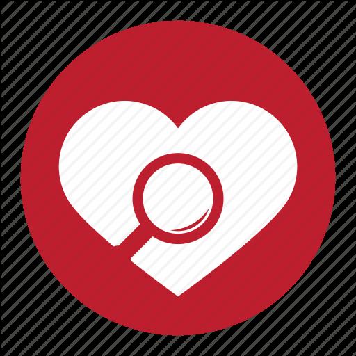 Favorite, Finder, Heart, Love, Match, Valentine Icon