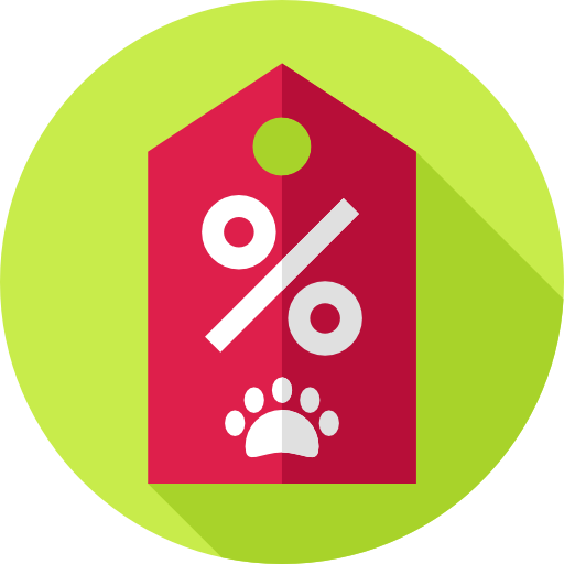 Price Tag Icon Pet Shop Freepik