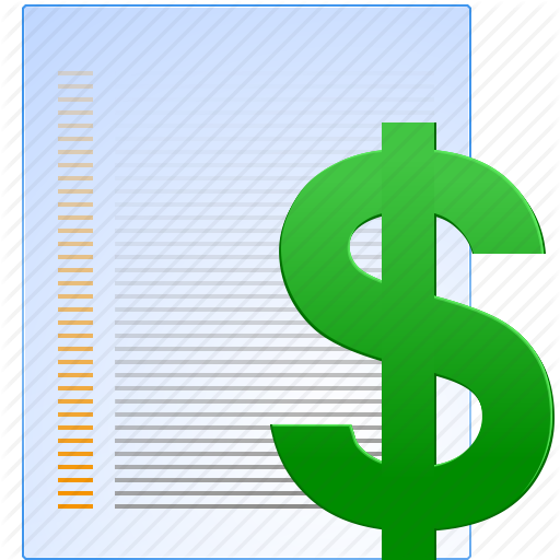 Pictures Of Pricing List Icon