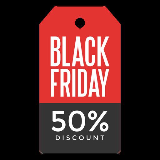 Black Friday Price Tag