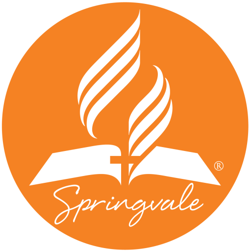 Cropped Adventist Church Icon Orange Primary Rounded