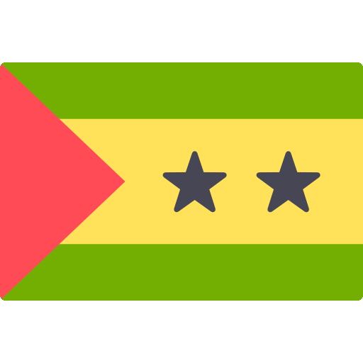 Sao Tome And Prince Icon International Flags Freepik