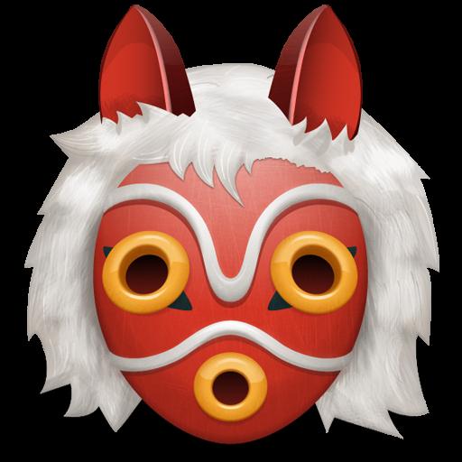 Princess Mononoke Icon