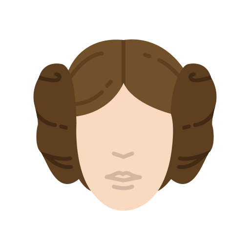 Carrie Fisher, General Lela Organa, Princess Leia, Star Wars Icon