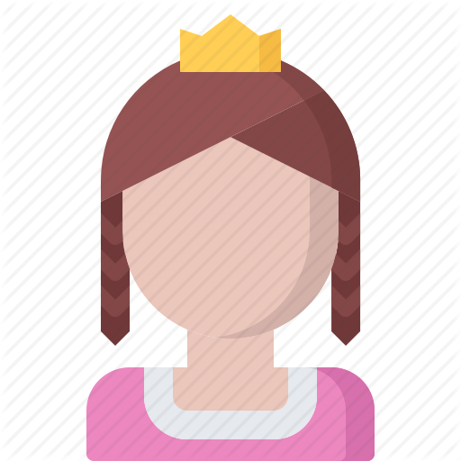 Crown, Fairy, Fantasy, Legend, Princess, Tale Icon