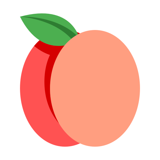 Snow Peach Icons, Download Free Png And Vector Icons
