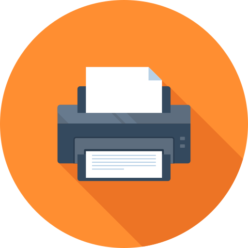 Printer, Print Icon Free Of Technology And Hardware Icons