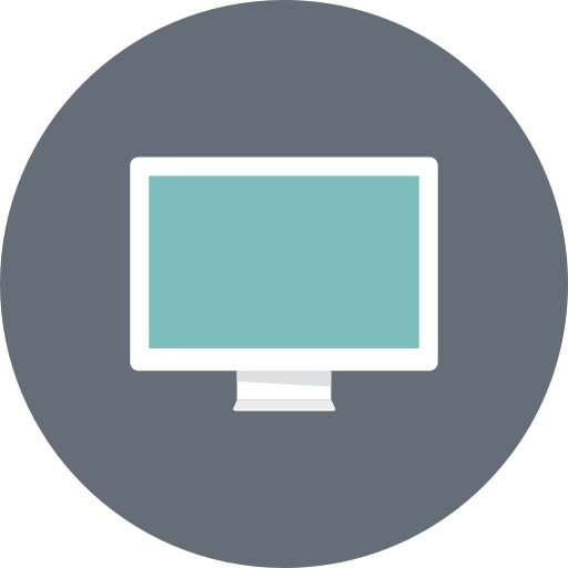 Device, Monitor, Desktop, Display, Multimedia, Pc Screen, Screen Icon