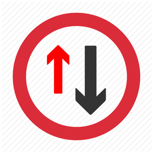 Give Way, Oncoming, Opposite, Priority, Traffic Sign, Vehicles