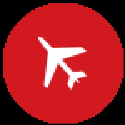 Air Associates Of Kansas Cropped Plane Icon