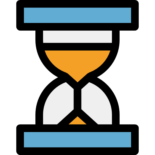 Waiting, Time, Wait, Interface, Clock, Clockwise, Process Icon