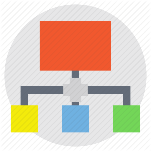 Procurement, Share Pc, Systematic, Workflow, Workflow Process Icon