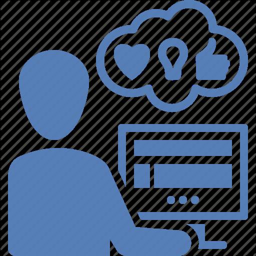 Feedback, Product Design, Testing, Usability Icon