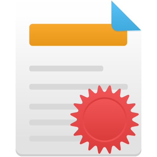 License Manager Icon Flatastic Iconset Custom Icon Design