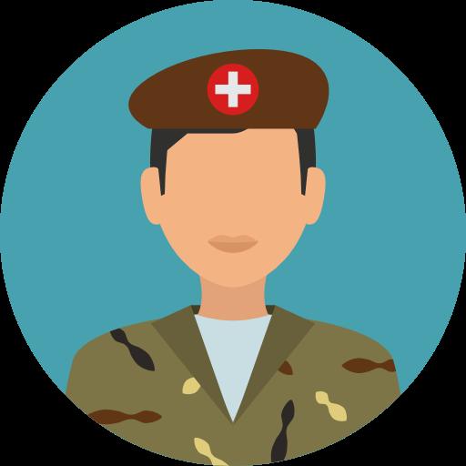 Avatar, Job, Social, Soldier, Profession, Occupation, Militar