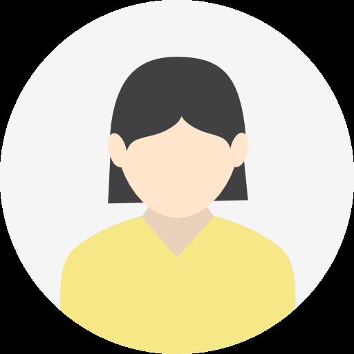 People, Woman, Profile Icon