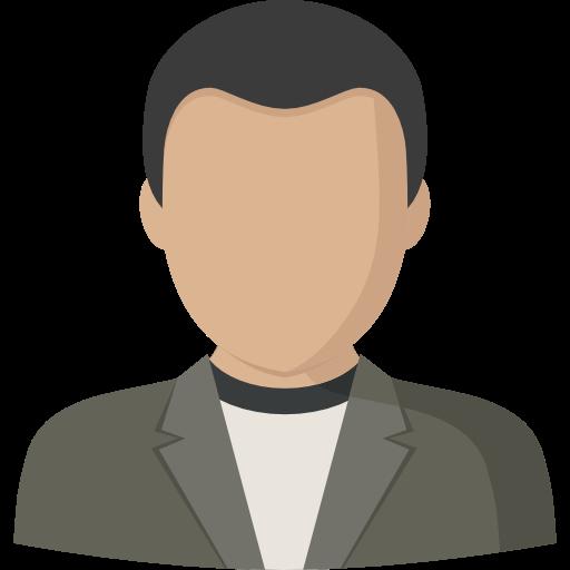 Man, User, Profile Icon